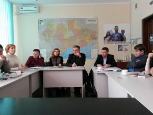 Робоча група - підготовка до Парламентських слухань