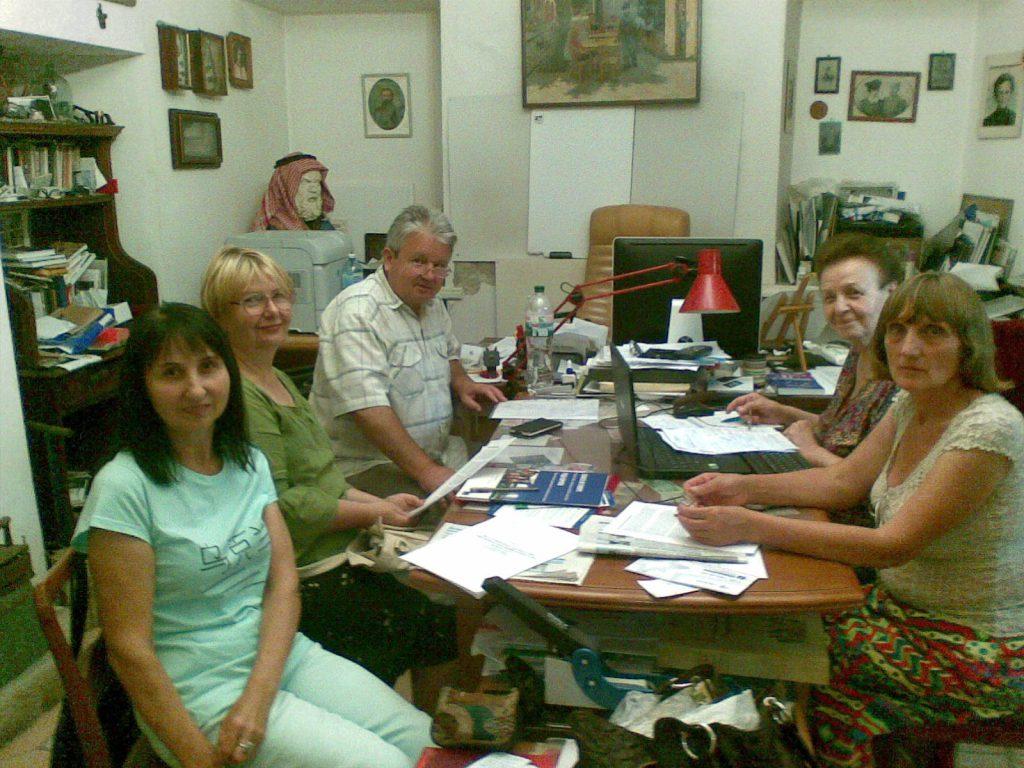 Зібрання Робочої групи по житлу