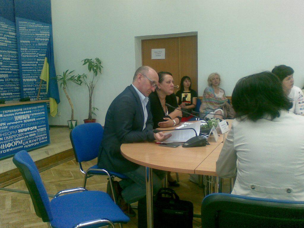 7.3 Участь у обговоренні результатів моніторингу стану ОГС в Укрінформі. Проводить ТЦК