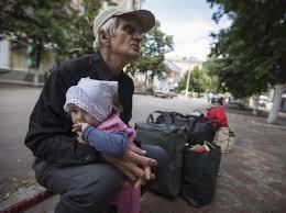 Переміщення громадян  в країні та його наслідки є актуальною пробл6емою сучасної України